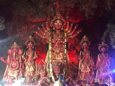 Durga Puja, Samurai, Painting, Art, Art Background, Painting Art, Kunst, Paintings, Gcse Art