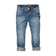 Boys jeans washed