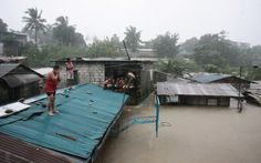 MANILA, Philippines (AP) — Widespread flooding that killed at least 11 people, battered a million others and paralyzed the Philippine capital began to ease . Monsoon Rain, Lds Mission, Weather And Climate, Quezon City, City North, Manila Philippines, Relentless, Tuesday, People