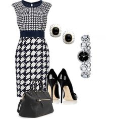 """""""business attire"""" by bsimon623 on Polyvore"""