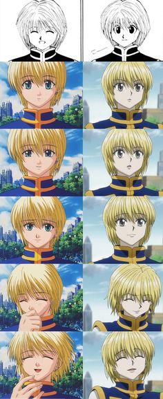 Manga VS 1999 VS 2011 aunque me gusta el dibujo de los 3