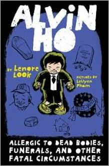 The Alvin Ho Series by Lenore Look