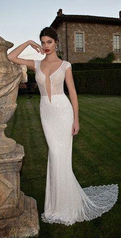 Gorgeous Heavy Wedding Gown Designs (1)