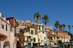Porto Maurizio vanuit Borgo Foce