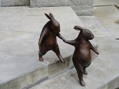 'bronzes' - by Georgia Gerber.- http://24.media.tumblr.com/e266a0622d6c9b4640cdf60cb329b962/tumblr_mrzo9hybLa1r7gfzno1_1280.jpg