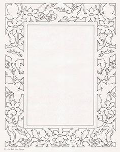 Rahmen für eure Worte Backlit Mirror, Metal Embossing, Scroll Saw Patterns, Paper Models, Paper Cutting, My Drawings, Wedding Cards, Cnc, Stencils