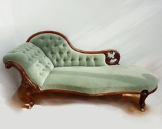 victorian chaise $1019
