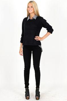 Price Natalie Cute Knit - Om Rut m.fl. shop kläder Online på nätet Rutstore.se.
