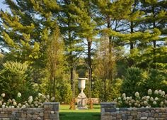 Gorgeous garden from Janice Parker landscape architects.