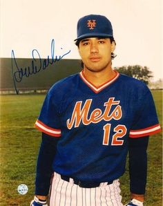 Autographed Ron Darling New York Mets 8x10 Photo