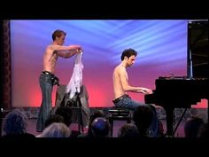 This Musical Comedy Duo Starts Playing The Piano And Then Things Start To Get Weird - NewsLinQ