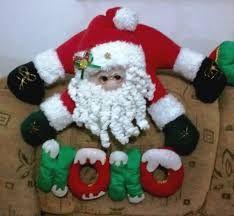 Resultado de imagen para muñecos navideños Christmas Stockings, Christmas Ornaments, Felt Crafts, Elf On The Shelf, Holiday Decor, Corner, Home Decor, Christmas, Xmas Pics