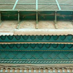 Red Sea architecture in Old Jeddah