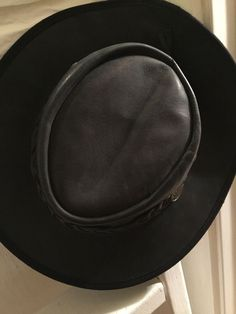77e2cf47884299 Barmah Hat Black 1060 Foldaway Bronco #fashion #clothing #shoes  #accessories #mensaccessories #hats (ebay link)