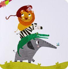 Max the elephant Texte de Bérénice Prats Illustrations de Marie-Noëlle Horvath Musique et chant de Robert V. Peterson Publié en 2015 par les éditions Cépages