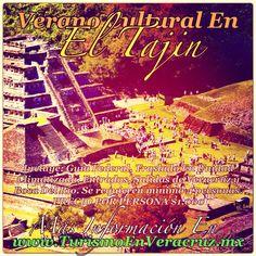 #Verano #cultural en #Tajin http://www.turismoenveracruz.mx/2013/07/verano-cultural-en-catemaco-y-el-tajin/ #tour #guia #turismo #travel #historia #cultura #Veracruz #Mexico
