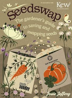 Seed Swap. This is Seedy Sunday Seed Swapping UK. Here in the US as well, city and country each year. Sharing, storing, and planting older varieties, non engineered, etc. Great way to meet other gardeners, and expand the vegetable patch.