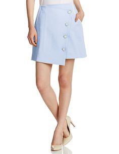 Amazon.co.jp: (リリーブラウン)Lily Brown レトロ台形スカート: 服&ファッション小物通販