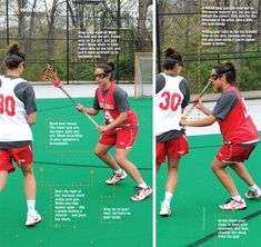 Your Edge: Iliana Sanza's One-on-One Defense | Lacrosse Magazine