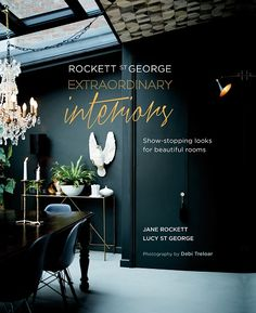 Booktopia has Rockett St George: Extraordinary Interiors, Show-stopping Looks for Beautiful Rooms by Jane Rockett & Lucy St George. Buy a discounted Hardcover of Rockett St George: Extraordinary Interiors online from Australia's leading online bookstore. Interior Design Magazine, Best Interior Design, Interior Decorating, Decorating Games, Harvey Nichols, Liberty Of London, Rocket St George, The Reader, Living Tv