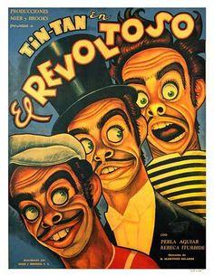 "Tin Tan in ""El Revoltoso""."