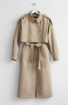 When it is not cold enough to wear thick trench coat outfit Trench Coat Outfit, Coat Dress, Long Trench Coat, Iranian Women Fashion, Womens Fashion, Fashion Trends, Fashion Outfits, Fashion Coat, Casual Outfits