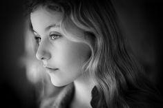 by Kaire K, via Flickr Den, Monochrome, Faces, Portraits, Black And White, Nature, Photography, Color, Black White