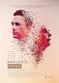 Marjorie Prime Poster (Jon Hamm Lois Smith Geena Davis and Tim Robbins ) Prime Movies, Hd Movies, Movies To Watch, Movies Online, 2017 Movies, Movie Film, Geena Davis, Jon Hamm, The Sims 2