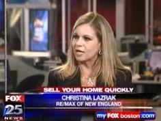 Nervous but I did it ! Boston FOX TV 25 interview