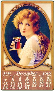 Illustrations vintage Coca-Cola