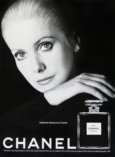 Catherine Deneuve by Richard Avedon, 1973 and Grace... my favorites