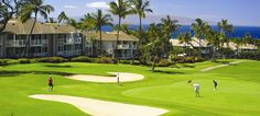 Maui Golf Vacation Packages - Golf is a very popular sport. This is why there are golf courses all over the world so if you want to play in a warmer climate, why not inquire about a Maui Golf Vacation Package? Hawaii Hotels, Maui Hawaii, Hawaii Travel, Golf Travel, Maui Vacation, Vacation Rentals, Wailea Maui, Best Golf Courses, Vacation Packages