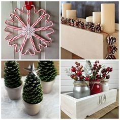 13 DIY Christmas Decorations That Transform Your Home Into a Winter Wonderland
