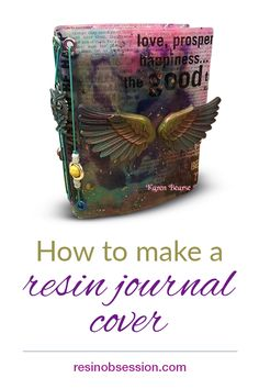 Journal covers DIY -
