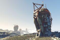 ArtStation - The Watchtower, Tor Frick