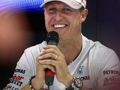 Michael Schumacher ....The Stig !