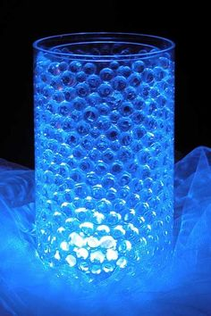 $3 - Blue Water Beads-Feels & Looks Amazing-Flowers/Plants/Decorations