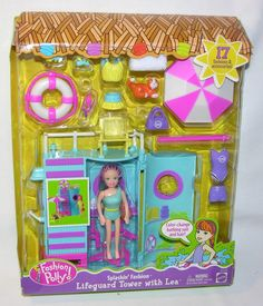 Polly Pocket Fashion Polly Dare To Hair Totally Video Play Set Doll And Clothes Less Expensive Fashion, Character, Play Dolls