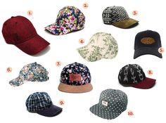 cute baseball caps