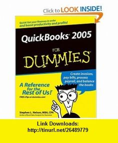 Quick 2005 For Dummies (0785555893740) Stephen L. Nelson , ISBN-10: 0764576615  , ISBN-13: 978-0764576614 ,  , tutorials , pdf , ebook , torrent , downloads , rapidshare , filesonic , hotfile , megaupload , fileserve