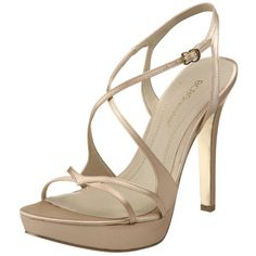 BCBGeneration Women's Gretel Sandal ($66) ❤ liked on Polyvore