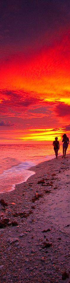 Visayan Island sunset, Philippines - ©Tommy Schultz - www.tommyschultz.com
