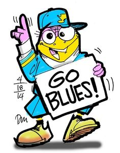 Weatherbird is ready for some playoff hockey!