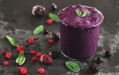 Very Berry Antioxidant Smoothie