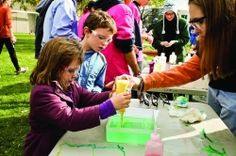 Children make chemical worms at a Syracuse Section NCW event. http://cen.acs.org/articles/89/i51/Healthy-Dose-Chemistry.html?h=-430561018#