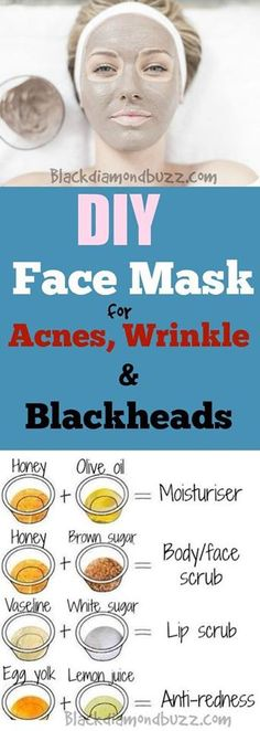 DIY Aspirin Mask, Heals Acne, Reduces Puffiness and Gives You Clearer Skin