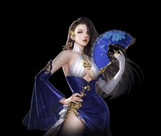Fantasy Images, Fantasy Artwork, Chinese Art, Cute Girls, Sci Fi, Wonder Woman, Superhero, Female, Anime