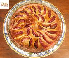Il CLAFOUTIS ALLE PRUGNE SENZA BURRO è una #torta #senzaburro golosa e leggera di origine francese. Un letto di #prugne ricoperto da una delicata pastella Ecco la #ricetta del #dolce http://www.dolcisenzaburro.it/recipe-items/clafoutis-alle-prugne-senza-burro/ #dolcisenzaburro Healthy and light desserts cakes sweets