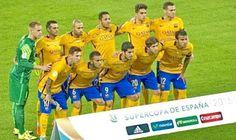 EQUIPOS DE FÚTBOL: F. C. BARCELONA 2015-16  contra Athletic Club de Bilbao