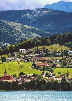 Weyregg am Attersee, Austria....tumblr